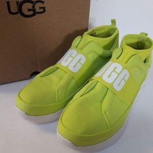 New UGG Neutra Neon Sneakers Size 12